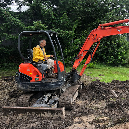 Dirt Contractor Bellingham - Contact Agate Northwest