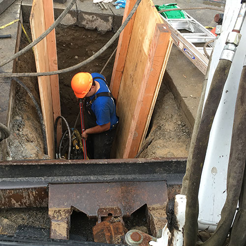 Heavy Civil Contractor Bellingham Agate Northwest