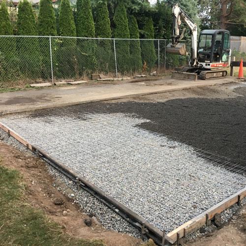 Concrete Contractor Bellingham