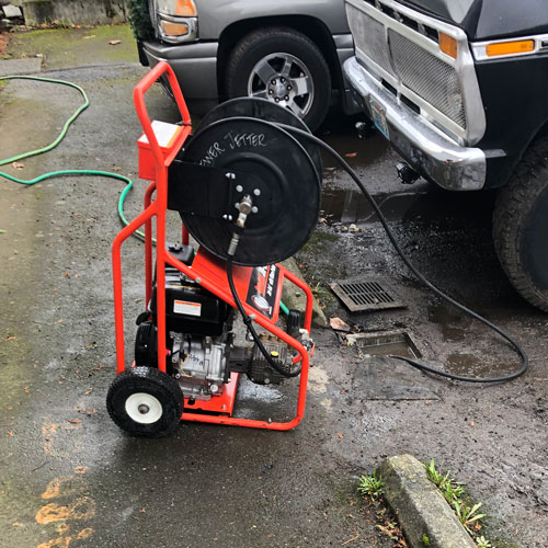 Hydrojetting Services in Bellingham from Agate Northwest
