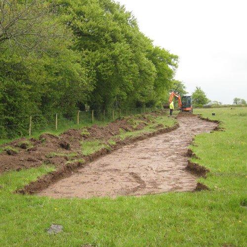 Topsoil Stripping Excavation Contractor Bellingham WA